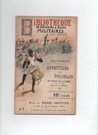 Fascicule De 1896 Récits Militaires La GUERRE D'ESPAGNE, Bon état. - Livres