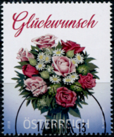 Austria 2018 Grußmarke GESTEMPELT/USED/O - 1945-.... 2ème République