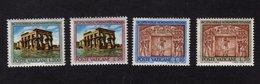 684623197 VATICAN 1964 POSTFRIS MINT NEVER HINGED POSTFRISCH EINWANDFREI SCOTT 379 382 UNESCO WORLD CAMPAIGN - Luxembourg