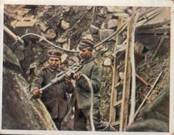 Chromo Eckstein Halpaus Der Weltkrieg Oorlog Guerre (1914-18) Nr 80 Pressluftbohrer - Cigarette Cards