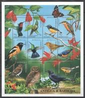 X785 ANTIGUA & BARBUDA FAUNA BIRDS OF ANTIGUA & BARBUDA 1SH MNH - Vögel