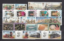 Isola Di Man Nuovi:  Annata Completa 1992 - Isola Di Man