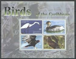 X797 COMMONWEALTH OF DOMINICA FAUNA BIRDS OF THE CARIBBEAN 1KB MNH - Vögel