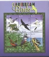 X799 ST.KITTS FAUNA CARIBBEAN BIRDS 1KB MNH - Vögel