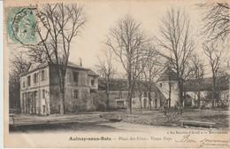 C P A. -  AULNAY SOUS BOIS - PLACE DES FETES - VIEUX PAYS - - Aulnay Sous Bois