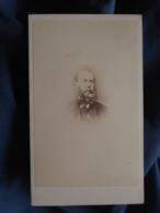 Photo CDV Anonyme - L'empereur Maximilien Mexique Circa 1860 L408 - Photographs