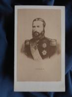 Photo CDV Anonyme - Leopold II Circa 1860 L408 - Photographs