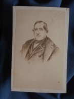 Photo CDV Anonyme - Gioachino Rossini Circa 1860 L408 - Photographs