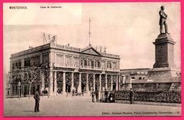 Uruguay - Montevideo - Casa De Gobierno - Animée - Ed. ENRIQUE MONEDA Plaza Constitucion N° 18 - Uruguay