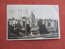 RPPC-  Canada > British Columbia > Victoria Parliament Buildings  Ref 3101 - Victoria