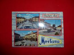 Saluti Da Mortara Pavia Lombardia - Vigevano