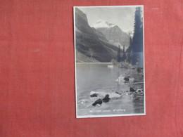 RPPC-   Canada > Alberta > Lake Louise Mt Lefroy  Ref 3101 - Lake Louise