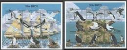 X823 TANZANIA FAUNA SEA BIRDS 2KB MNH - Vögel