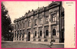 Uruguay - Montevideo - Ateneo - Animée - Ed. ENRIQUE MONEDA N° 34 - Uruguay