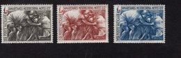 684634924 VATICAN 1964 POSTFRIS MINT NEVER HINGED POSTFRISCH EINWANDFREI SCOTT 392 393 394 FOUNDING INTL RED CROSS - Luxembourg
