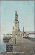 Monument De Lesseps, Port Said, C.1910 - Ephtimios Frères CPA - Port Said