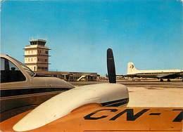 Gd Format :environ 15cms X10cms -ref Y291- Aviation -avions -avion -aeroports -aeroport De Nouakchott -mauritanie - - Aérodromes