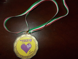 Medaglia A.s. Foce Sanremo 1959-2009 - Altre Collezioni