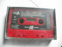 Cassette Audio ELF ANTAR - Cassettes Audio