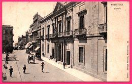 Uruguay - Montevideo - Cabildo - Attelage - Calèche - Animée - Ed. ENRIQUE MONEDA N° 45 - Uruguay
