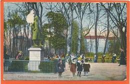 DK190,  * KØBENHAVN * FREDERIKSBERG HAVE   * SENT 1927 - Danemark