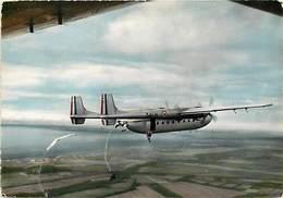 Gd Format :environ 15cms X10cms -ref Y285- Aviation -parachutisme -militaires Militaria - Avion -largage Parachutistes - - Paracadutismo