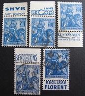 R1680/268 - 1929 - JEANNE D'ARC - N°257 (I) BdF ☉ - France
