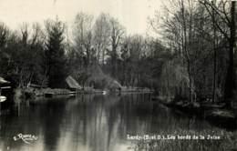 91 - LARDY - LES BORDS DE LA JUINE - Lardy