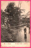 S. Thomé - Rio Agua Grande - Lavadeiras - Laveuse - Lavandière - Animée - Ed. OSORIO & SEABRA - Unclassified