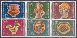 BULGARIA 2668-2673,unused - Bulgaria