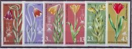 BULGARIA 2686-2691,unused,flora - Bulgaria