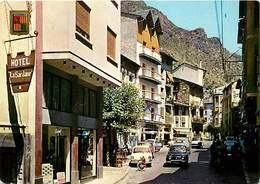 Gd Format :environ 15cms X10cms -ref Y279- Andorre - Andorra -valls D Andorra - Sant Julia De Lorial - - Andorre