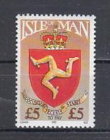 Isola Di Man Nuovi:  Segnatasse N. 33 - Isola Di Man