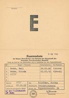 BERLIN - 1965 , Passierschein Für West-Berliner Zum Betreten Von Ost-Berlin - Historische Dokumente