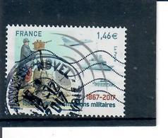 Yt 5172 150 Ans  De Transmissions Militaires-cachet Rond - France