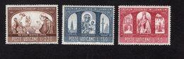 684656083 VATICAN 1966 POSTFRIS MINT NEVER HINGED POSTFRISCH EINWANDFREI SCOTT 433 438 CHRISTIANISATION POLAND - Luxembourg