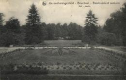 BELGIQUE - ANVERS - ANTWERPEN - BOUCHOUT - BOECHOUT - Gezondheidsgesticht - Etablissement Sanitaire - Hof - Jardin. - Antwerpen
