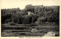 BELGIQUE - LUXEMBOURG - LIBRAMONT-CHEVIGNY - MOIRCY - La Chapelle De N. D. De Lorette. - Libramont-Chevigny