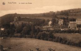 BELGIQUE - LIEGE - TROIS-PONTS - Le Chemin Vers Brume. - Trois-Ponts