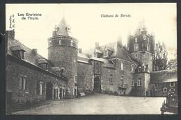 +++ CPA - Environs De THUIN - Château De BERZEE - Nels Série 10 N° 30   // - Thuin