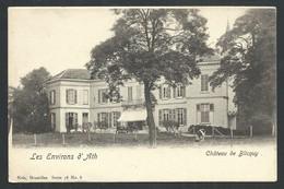 +++ CPA - Environs D' ATH - Château De Blicquy - Nels Série 78 N° 6  // - Ath