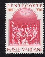 684657472 VATICAN 1975 POSTFRIS MINT NEVER HINGED POSTFRISCH EINWANDFREI SCOTT 572 PENTECOST BY EL GRECO - Luxembourg