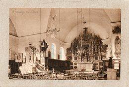 CPA - GOURNAY-en-CAUX (76) - Aspect De L'intérieur De L'Eglise Dans Les Années 30 - Other Municipalities