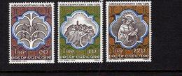 684658510 VATICAN 1974 POSTFRIS MINT NEVER HINGED POSTFRISCH EINWANDFREI SCOTT 558 560 ST BONAVENTURE - Luxembourg