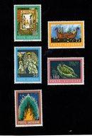 684658927 VATICAN 1974 POSTFRIS MINT NEVER HINGED POSTFRISCH EINWANDFREI SCOTT 550 554 THE BIBLE - Luxembourg