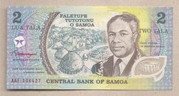 Samoa - Banconota Non Circolata FdS Da 2 Tala P-31e - 1990 - Samoa
