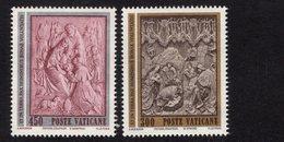 684660049 VATICAN 1982 POSTFRIS MINT NEVER HINGED POSTFRISCH EINWANDFREI SCOTT 713 714 CHRISTMAS - Luxembourg