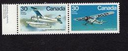 684661501  CANADA 1982 POSTFRIS MINT NEVER HINGED POSTFRISCH EINWANDFREI SCOTT 970A AIRPLANES - 1952-.... Règne D'Elizabeth II