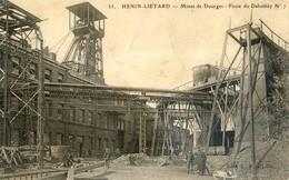 62 - Henin Lietard - Mines De Dourges - Fosse Dahomey N°7 - Other Municipalities