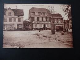 """67  DORLISHEIM  La  Place  -  Brasserie - Restaurant   """" Au  Tonneau  D' Or """" - France"""